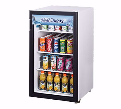 Picture of Turbo Air TGM-5R Display Case, Refrigerated, Countertop