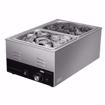 Picture of Hatco   HW-FUL-QS   Food Pan Warmer, Countertop