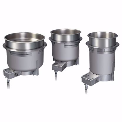 Picture of Hatco HWBH-7QT Hot Food Well Unit, Drop-In, Electric