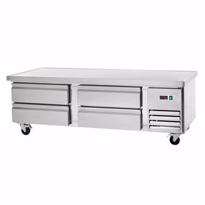 Picture of Arctic Air ARCB72 Refrigerated Chef Base