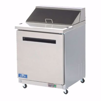 Picture of Arctic Air AMT28R Mega Top Sandwich / Salad Preparation Refrigerator