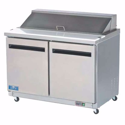 Picture of Arctic Air AMT60R Mega Top Sandwich / Salad Preparation Refrigerator