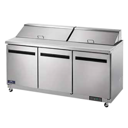 Picture of Arctic Air AST72R Sandwich/Salad Prep Table