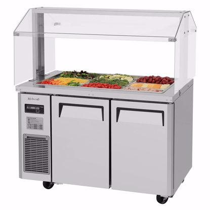 Picture of Turbo Air JBT-48-N Sandwich / Salad Preparation Refrigerator