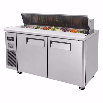 Picture of Turbo Air JST-60-N Sandwich / Salad Preparation Refrigerator