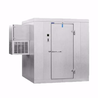 Picture of Nor-Lake KLB74610-W Walk In Cooler, Modular, Self-Contained