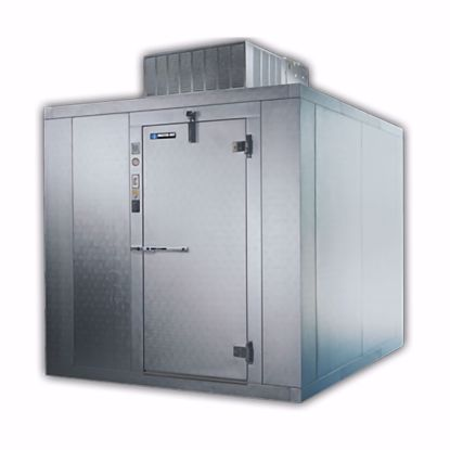 Picture of Master-Bilt MB5760810FIHDX Walk-In Freezer, Self-Contained