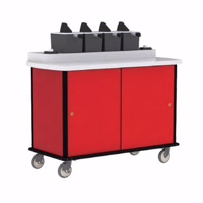 Picture of Lakeside 70510 Cart, Condiment