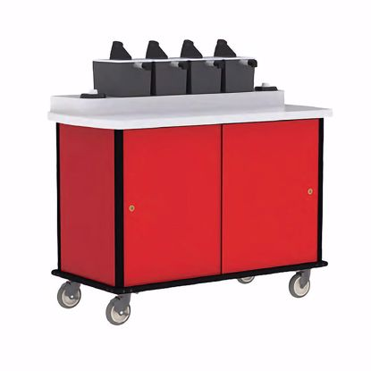 Picture of Lakeside 70520 Cart, Condiment