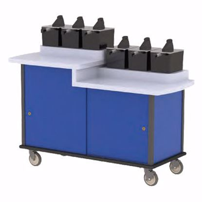 Picture of Lakeside 70550 Cart, Condiment