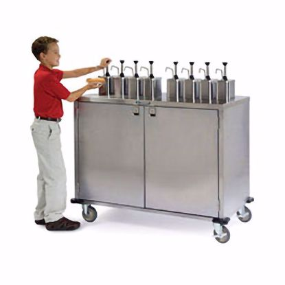 Picture of Lakeside 70210 Cart, Condiment