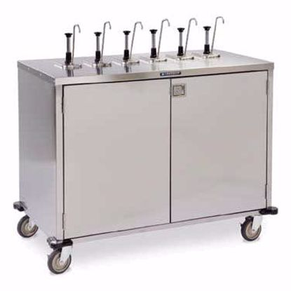 Picture of Lakeside 70211 Cart, Condiment