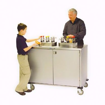Picture of Lakeside 70270 Cart, Condiment