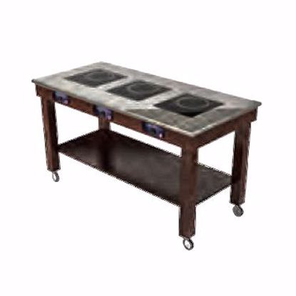 Picture of Lakeside 79850 Cooking Cart