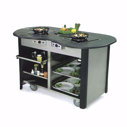 Picture of Lakeside 307010 Cooking Cart