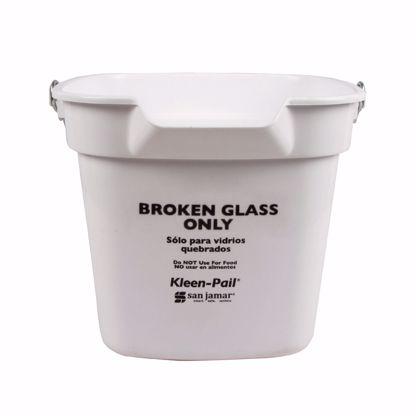 Picture of San Jamar KP320WH Bucket