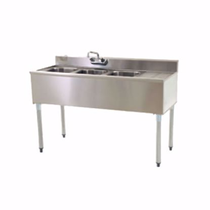 Picture of Eagle Group B4R-2-18 Underbar Sink Units