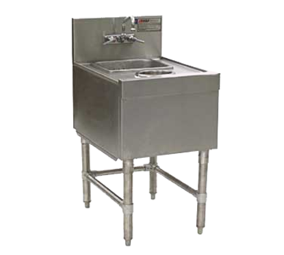 Picture of Eagle Group WS18-24 Underbar Sink Units