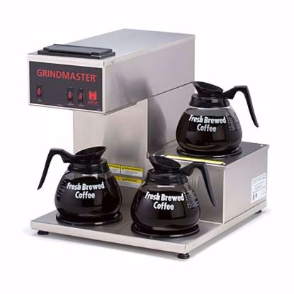 Picture of Grindmaster-Cecilware CPO-3RP-15A Coffee Brewer