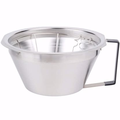 Picture of Grindmaster-Cecilware ABB1.5SS Stainless Steel Brew Basket