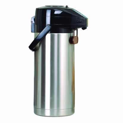 Picture of Crown Brands PSVL-30/BK/SF Airpot