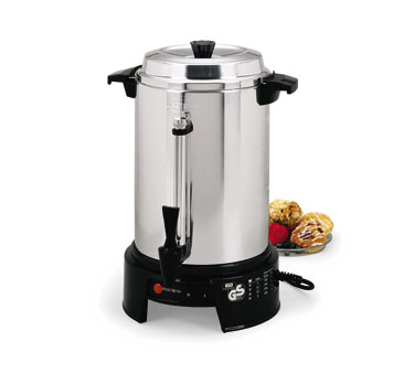 Picture of Crown Brands 58015V Coffee Percolator, Electric