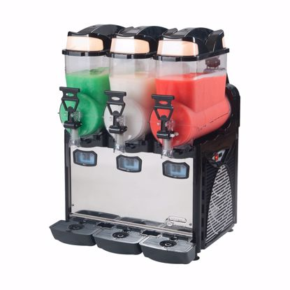 Picture of Eurodib USA OASIS3 Frozen Drink Machine, Non-Carbonated, Bowl Type