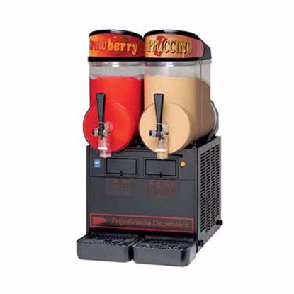 Picture of Grindmaster-Cecilware NHT2ULBL Frozen Drink Machine, Non-Carbonated, Bowl Type