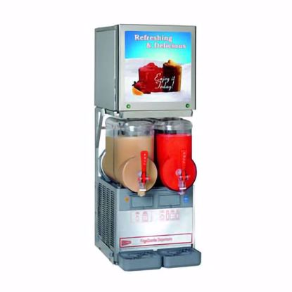 Picture of Grindmaster-Cecilware MT2ULAF Frozen Drink Machine, Non-Carbonated, Bowl Type