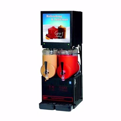 Picture of Grindmaster-Cecilware MT2ULAFBL Frozen Drink Machine, Non-Carbonated, Bowl Type