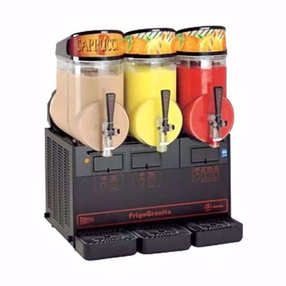 Picture of Grindmaster-Cecilware NHT3ULBL Frozen Drink Machine, Non-Carbonated, Bowl Type
