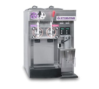 Picture of Stoelting SF144-18I2 Soft-Serve Shake Machine Combo