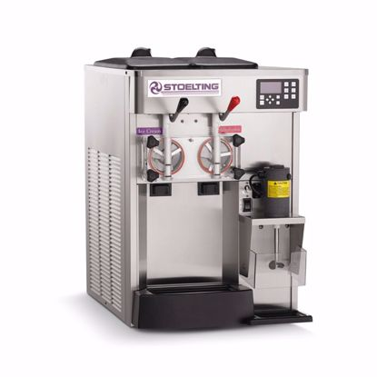 Picture of Stoelting SF144-38I2 Soft-Serve Shake Machine Combo