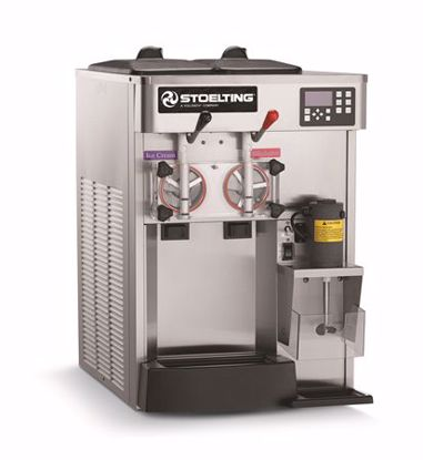Picture of Stoelting SF144X-302I2 Soft-Serve Shake Machine Combo