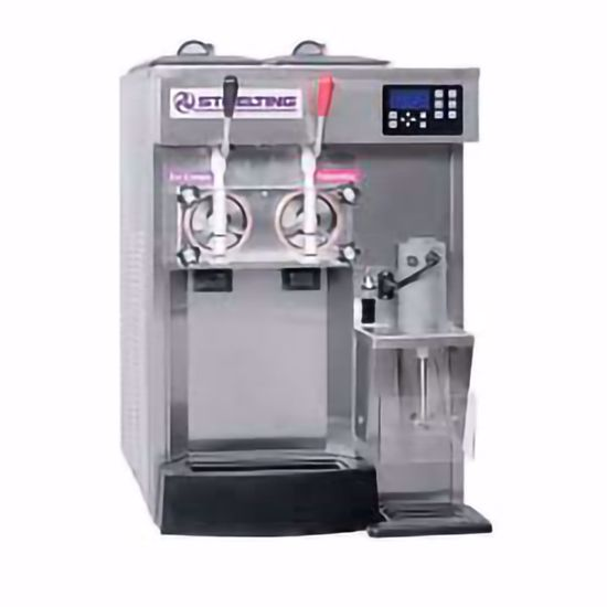 Picture of Stoelting SF121-38I2 Soft-Serve Shake Machine Combo