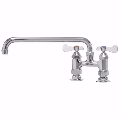 Picture of Dormont LFF-DST4-S08S Deck Mount Faucet