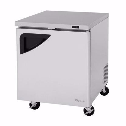 Picture of Turbo Air TUR-28SD-N Undercounter Refrigerator