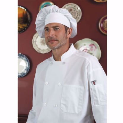Picture of John Ritzenthaler   RZCOATWH2X   Chef's Coat
