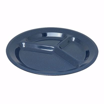 Picture of Carlisle 4351235 Plastic Compartment Plate/Platter