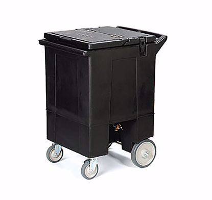 Picture of Carlisle IC2250T03 Ice Bin / Ice Caddy , Mobile