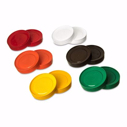 Picture of Carlisle PS304AT00 Drink Bar Mix Pourer Lid