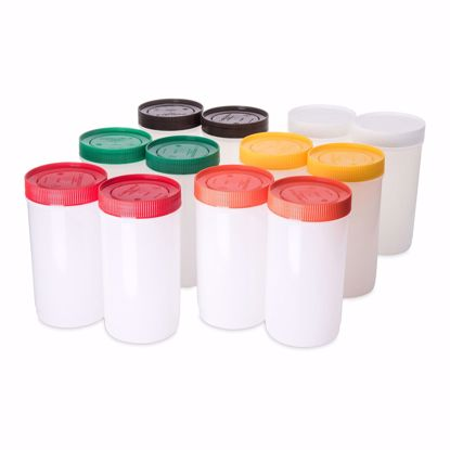 Picture of Carlisle PS602N00 Drink Bar Mix Pourer Jar