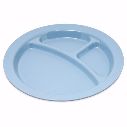 Picture of Carlisle PCD22059 Plastic Compartment Plate/Platter