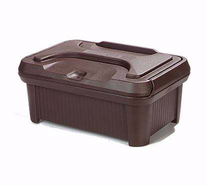 Picture of Carlisle XT160001 Plastic Food Carrier Insulated