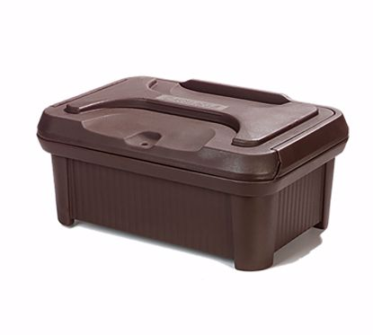 Picture of Carlisle XT180001 Plastic Food Carrier Insulated