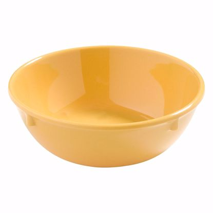 Picture of Carlisle 4386222 Nappie Oatmeal Bowl, Plastic
