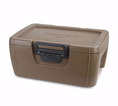 Picture of Carlisle IT18043 Plastic Food Carrier Insulated