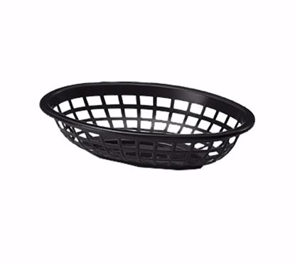 Picture of Tablecraft Products 1071BK Food Serving Basket