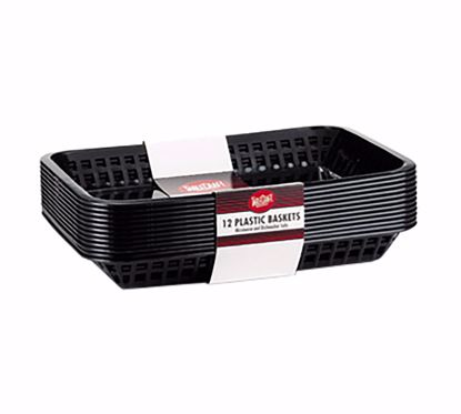 Picture of Tablecraft Products C1079BK Food Serving Basket