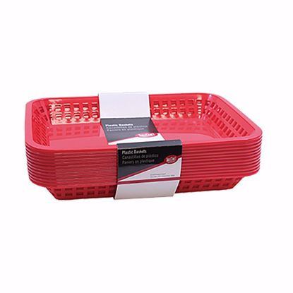 Picture of Tablecraft Products C1079R Food Serving Basket